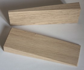 Unique 2 Way Door Wedges - The Wooden Door Stop Shop